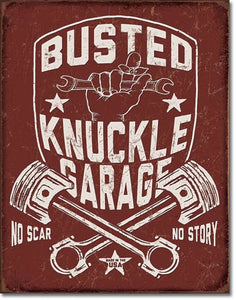 Busted Knuckle Shield - 2247