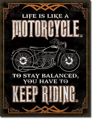 Life is Life - Motorcycle - 2291
