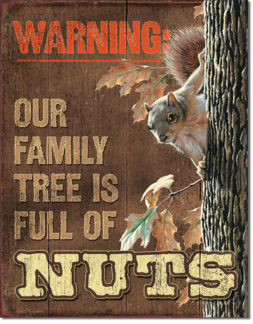 Family Tree - Nuts - 2321