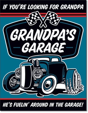 Grandpa's Garage - Fuelin - 2340