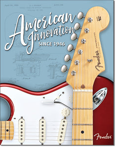 Fender - Innovation - 2361