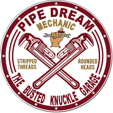 BKG - Pipe Dream Garage - 2389
