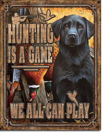 Hunting is a Game - 2214