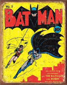 Batman No1 cover - 1966