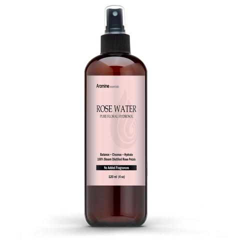 Rose Floral Water Hydrosol