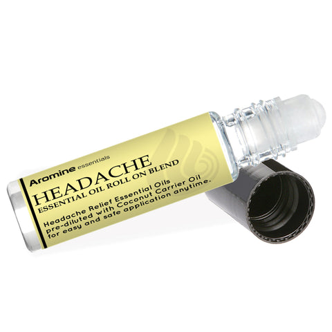 Headache Roll-On