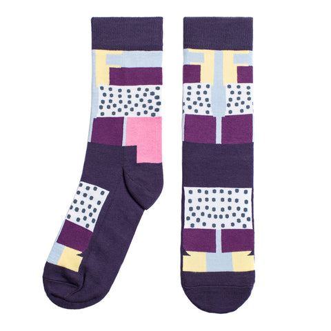 Patchy Socks