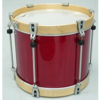15 x 12 Premier Professional Tenor - Black/Red/Blue