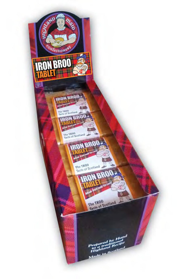 Iron Broo Tablet Bar