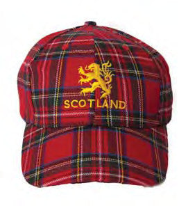 Royal Stewart ball cap