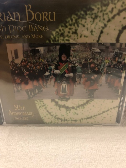 Brian Boru - Irish Pipe Band Pipes Drums & more