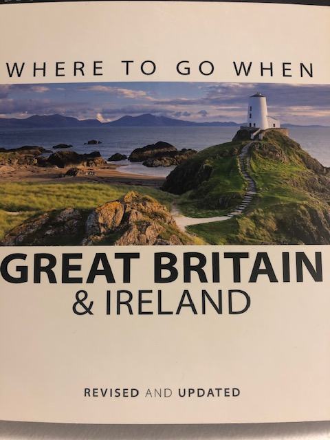 WHERE TO GO WHEN GREAT BRITAIN & IRELAND