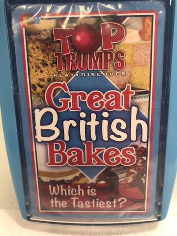Great British Bakes Card Game