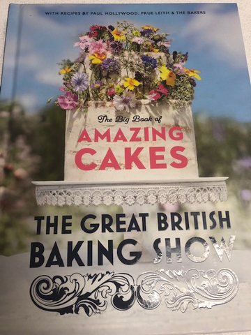 AMAZING CAKES-THE GREAT BRITISH BAKING SHOW