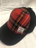 Harris Tweed Ball Caps / Various Colors