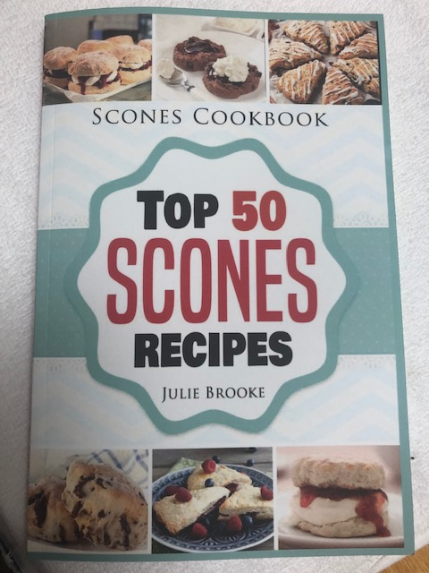 TOP 50 SCONES RECIPES