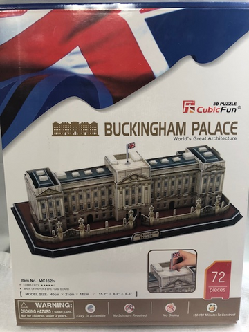 Buckingham Palace Board 3D Puzzle