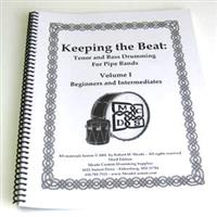 Meade - Keeping the Beat Book & DVD