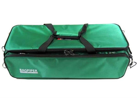 Green Bagpiper Case