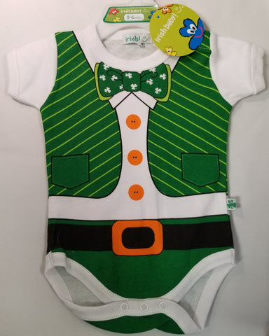 Irish Baby Outfit