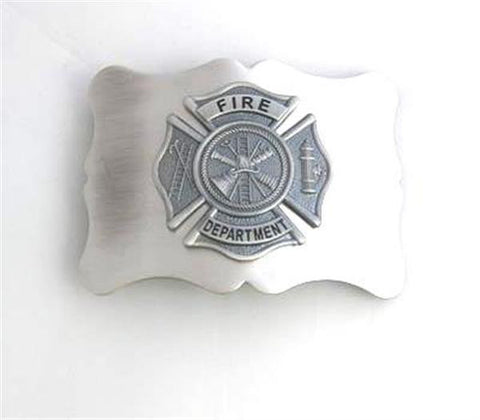 Antique Style Fire Department Badge
