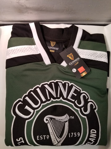 Guinness Hockey Shirt Long Sleeve