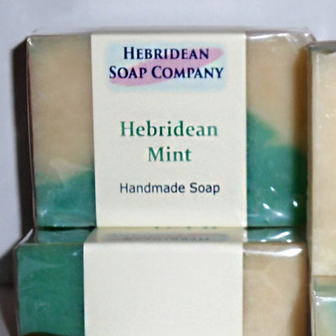 Hebridean Mint bars