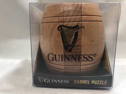 Guinness Barrel Puzzle