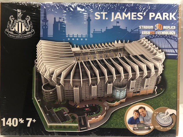 ST. James Park- Newcastle United