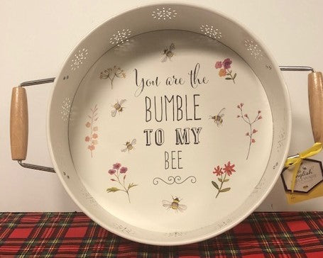 Bumble Bee Tray
