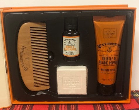 Men's Grooming Beard Kit Gift Set