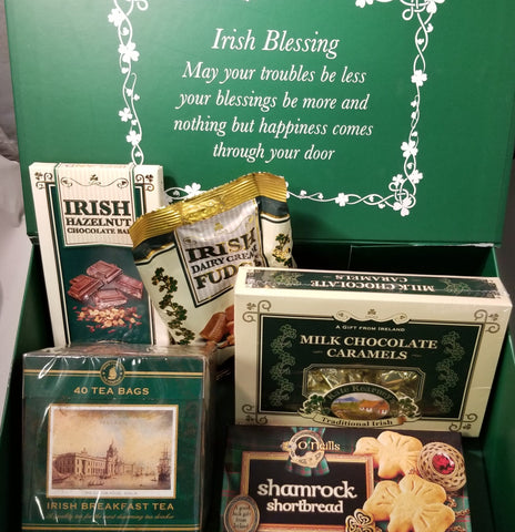 Irish Comfort Assortment Gift Box