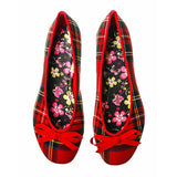 Ladies Flat Shoes Stewart Royal