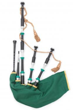 McCallum P4 Themed Acetyl Bagpipe