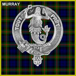 Clan Badge - Murray