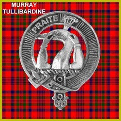 Clan Badge - Murray (Tullibardine)