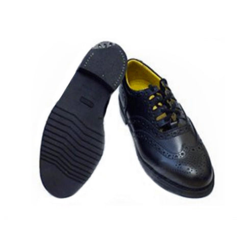 Piper Ghillie Brogues with Synthetic Sole