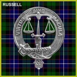 Clan Badge - Russell