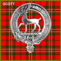Clan Badge - Scott