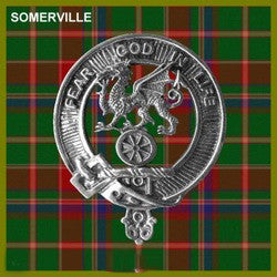 Clan Badge - Somerville