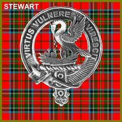 Clan Badge - Stewart