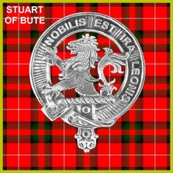 Clan Badge - Stuart of Bute