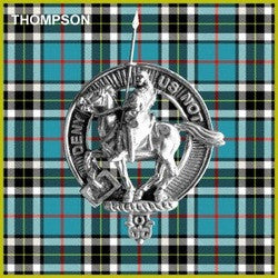 Clan Badge - Thompson