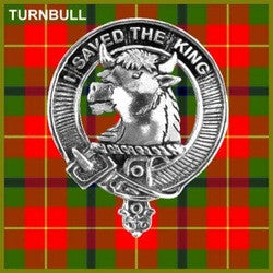 Clan Badge - Turnbull