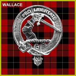 Clan Badge - Wallace