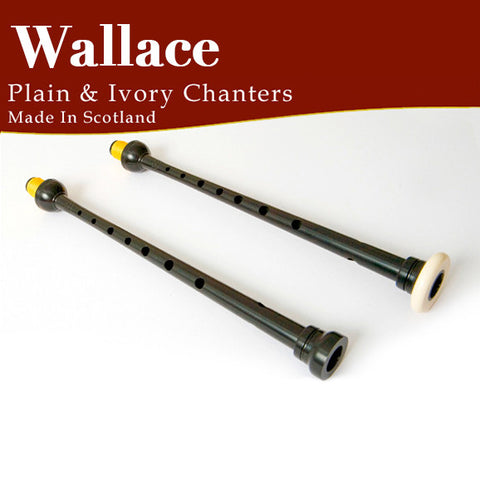 Wallace Bagpipe Chanters