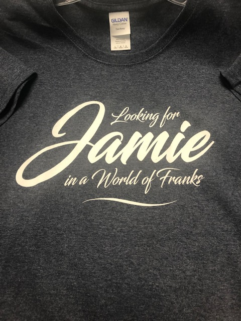 Ladies Outlander Frank Tshirt