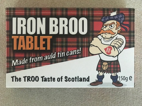 Boxed Iron Broo Tablet (sweet confectionery)