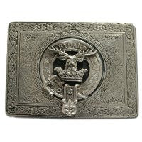 Clan Crest Buckle (Crest sold separately)