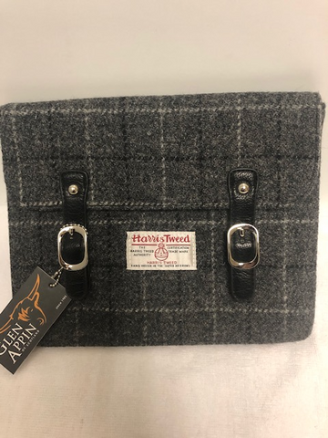 Harris Tweed IPad Bag
